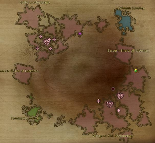 Map of the Lower Abyss