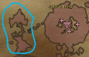 Upper Abyss Islands