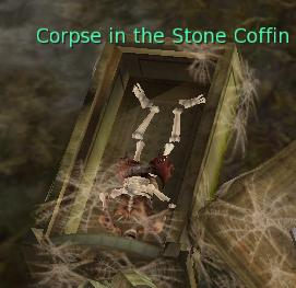 Corpse in the Stone Coffin