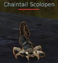 Chaintail Scolopen