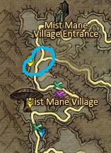Never to Rise Again Quest Location