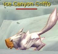 Ice Canyon Griffo Baby
