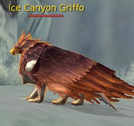 Ice Canyon Griffo