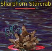 Sharphorn Starcrab