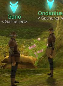 Gano and Ondanius