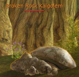 Broken Rock Kalgolem