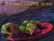 Tainted Swamp Slime