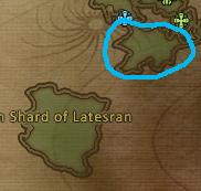 Western Shard of Latesran