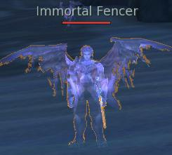 Immortal Fencer