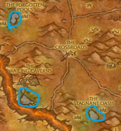 Deviate fish farming for Wow fishing guide