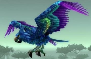 Hycanith Macaw