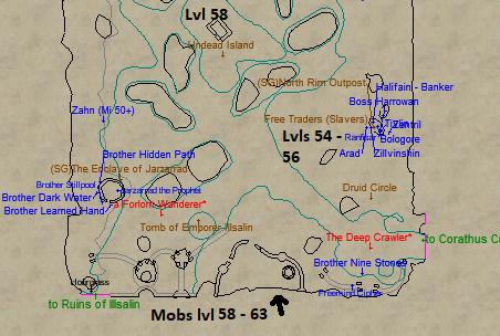 Undershore - Depths of Darkhollow Leveling Guide