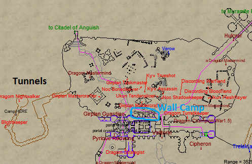 Wall of Slaughter - OoW Leveling Guide