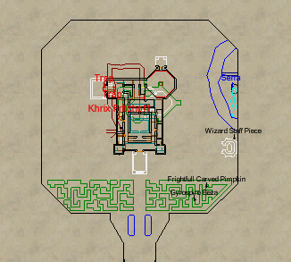 Unrest Courtyard Leveling Location