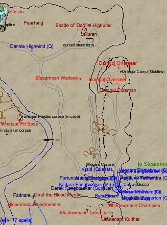 Loping Plains - SoF Leveling Guide