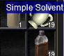 Simple Solvent