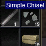 Simple Chisel