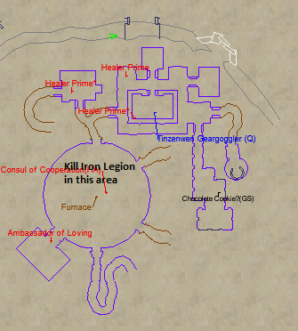 Furnace Fire Map Locations