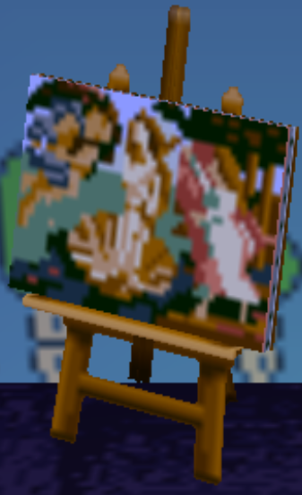 Moving Painting