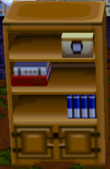 Ranch Bookcase