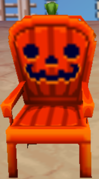 Spooky Chair