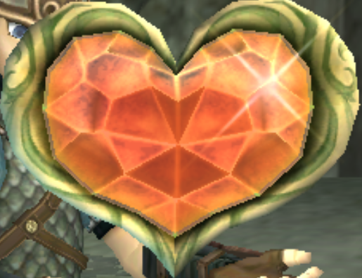 Heart Container Acquired