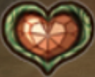 Piece of Heart Small Icon