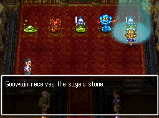 Sages Stone Obtained