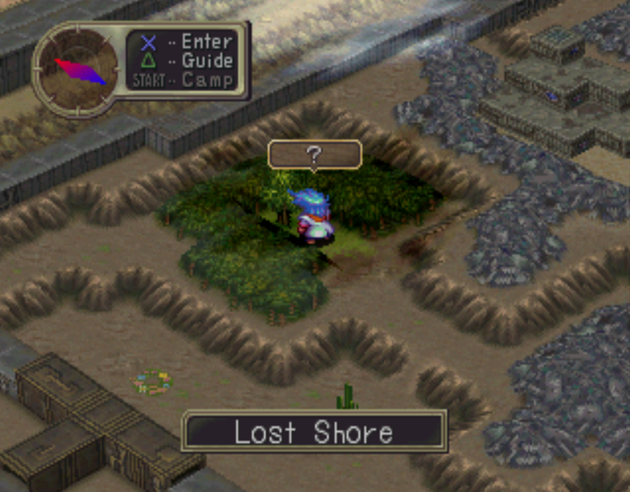 Yggdrasil Lost Shore Map Location