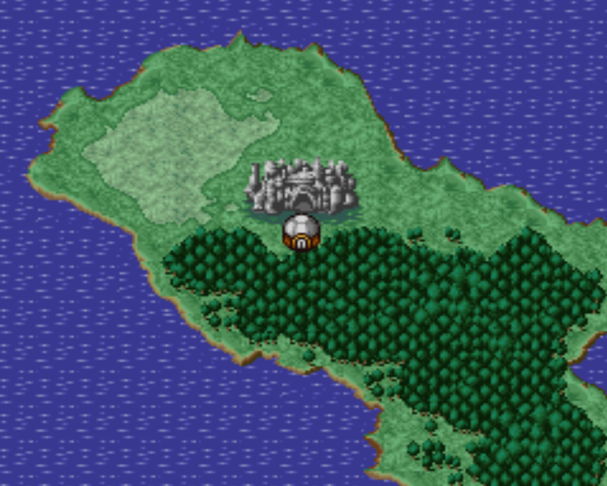 Final Fantasy 1 Walkthrough Chapter 8