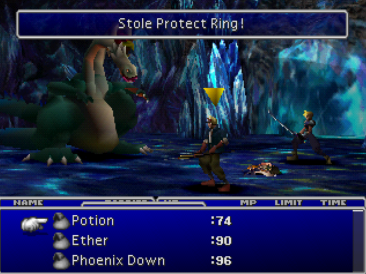 Stole Protect Ring
