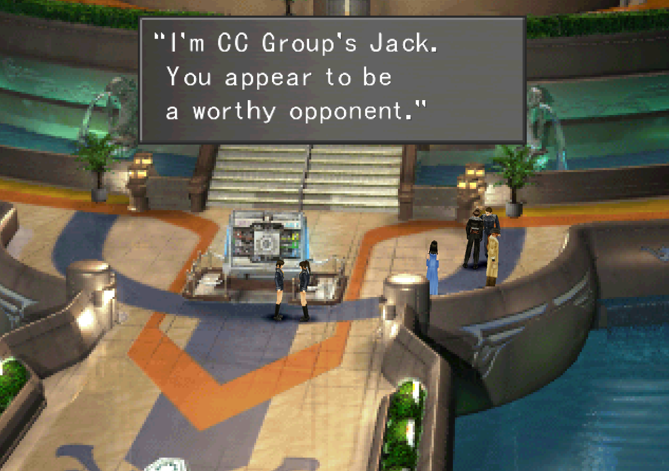 Jack in CC Group