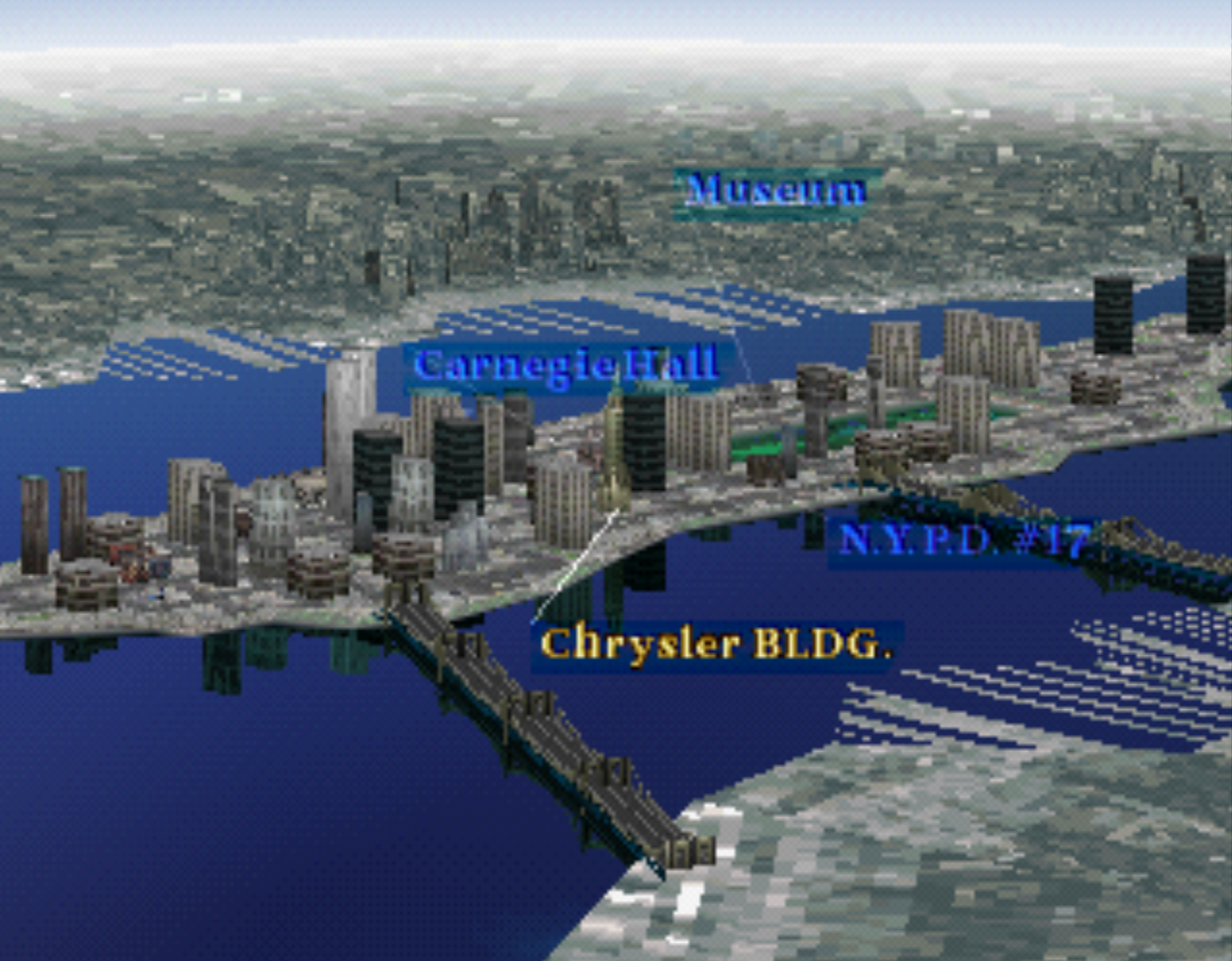 Chrysler Building Ex Game Sidequest