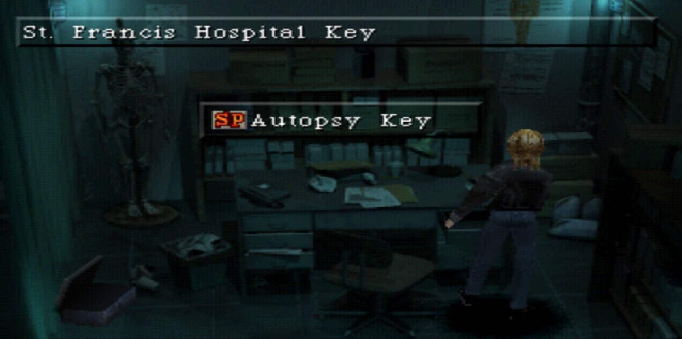 Autopsy Key Location