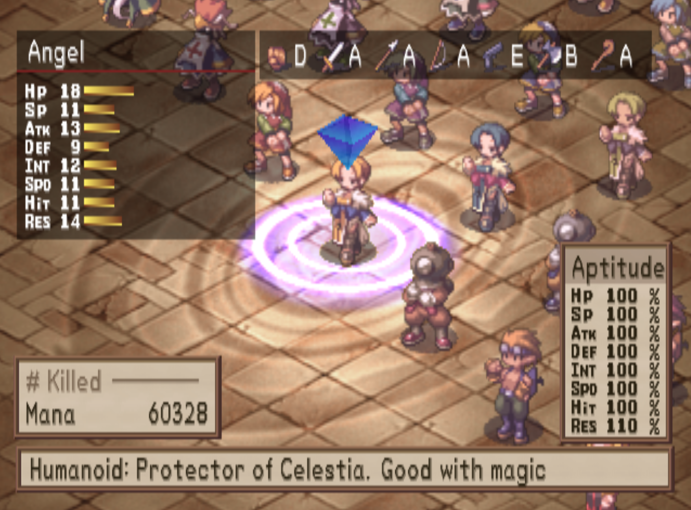 Best Classes In Disgaea Hour Of Darkness