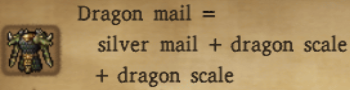 Dragon Mail Alchemy Recipe