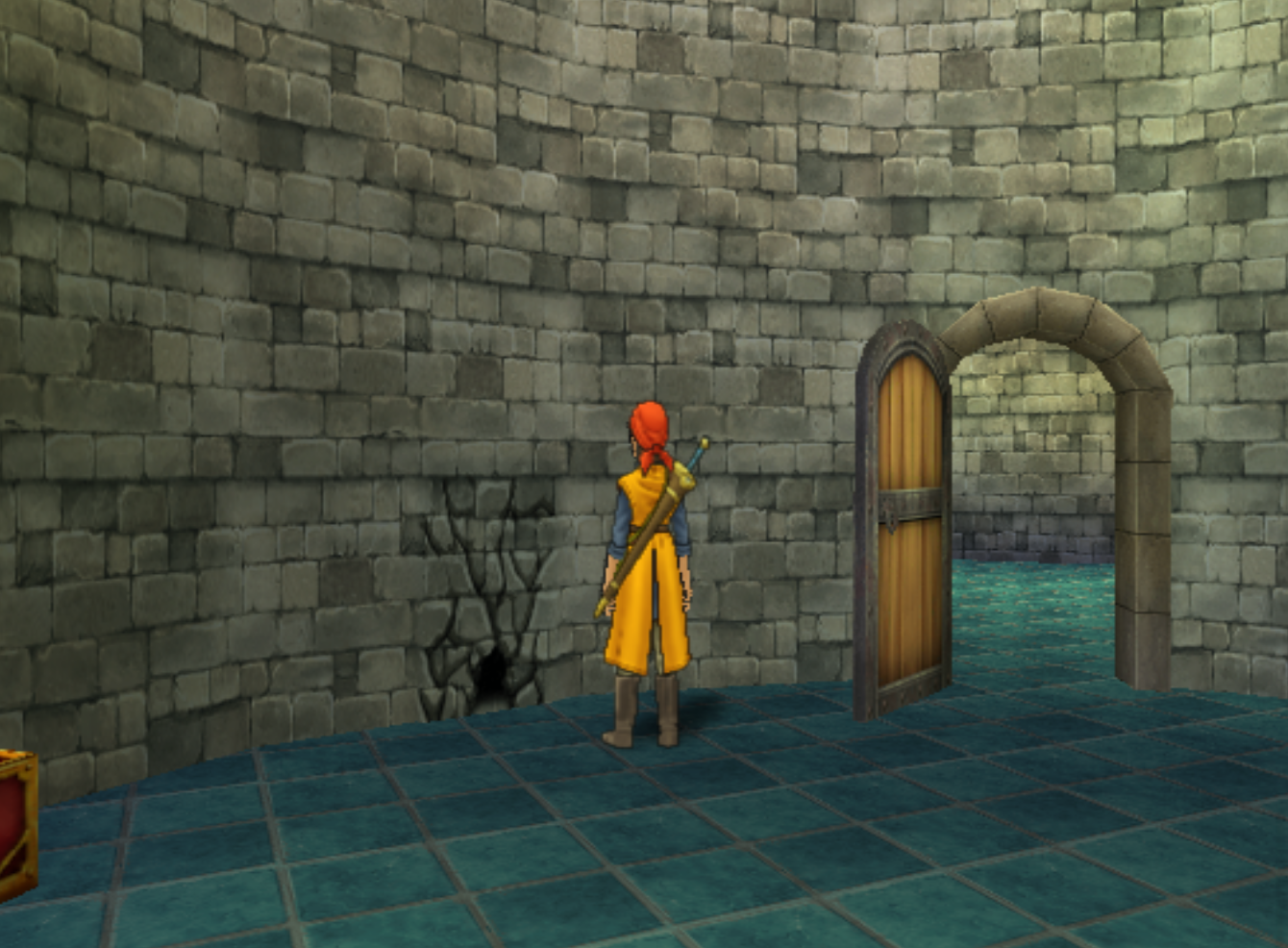 Hole for Munchie in Argonia Castle