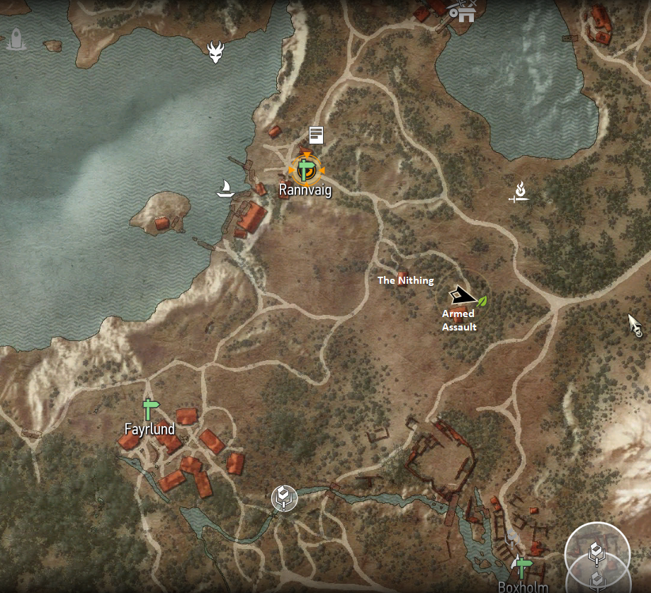 Armed Assault Map Locations