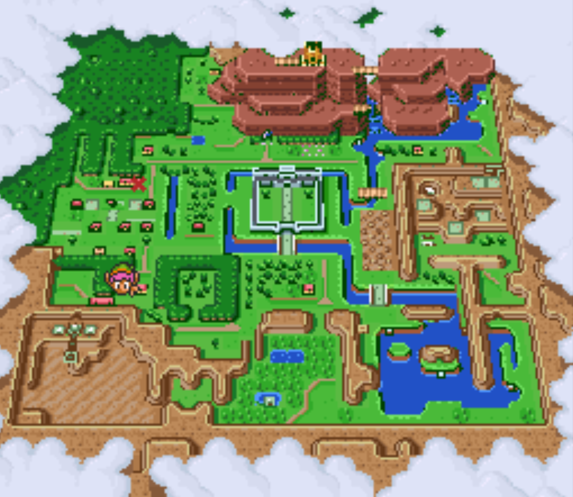 Zelda: A Link To The Past Guides And Walkthroughs